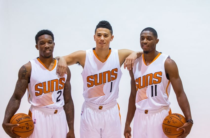 25 Questions For The Phoenix Suns' 2016-17 Season
