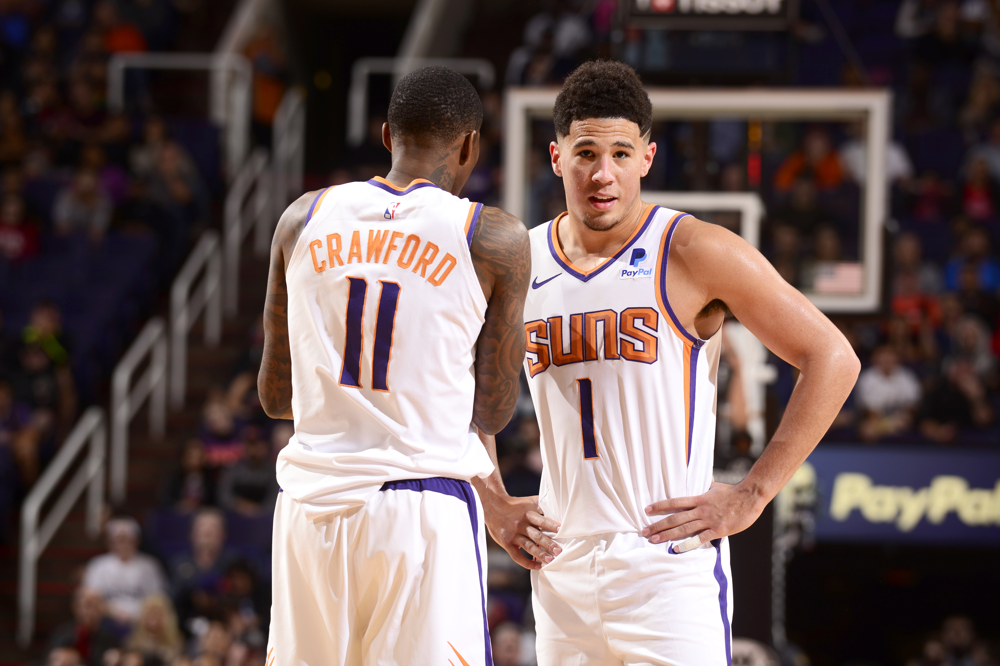 This season is actually ideal for the Phoenix Suns ...