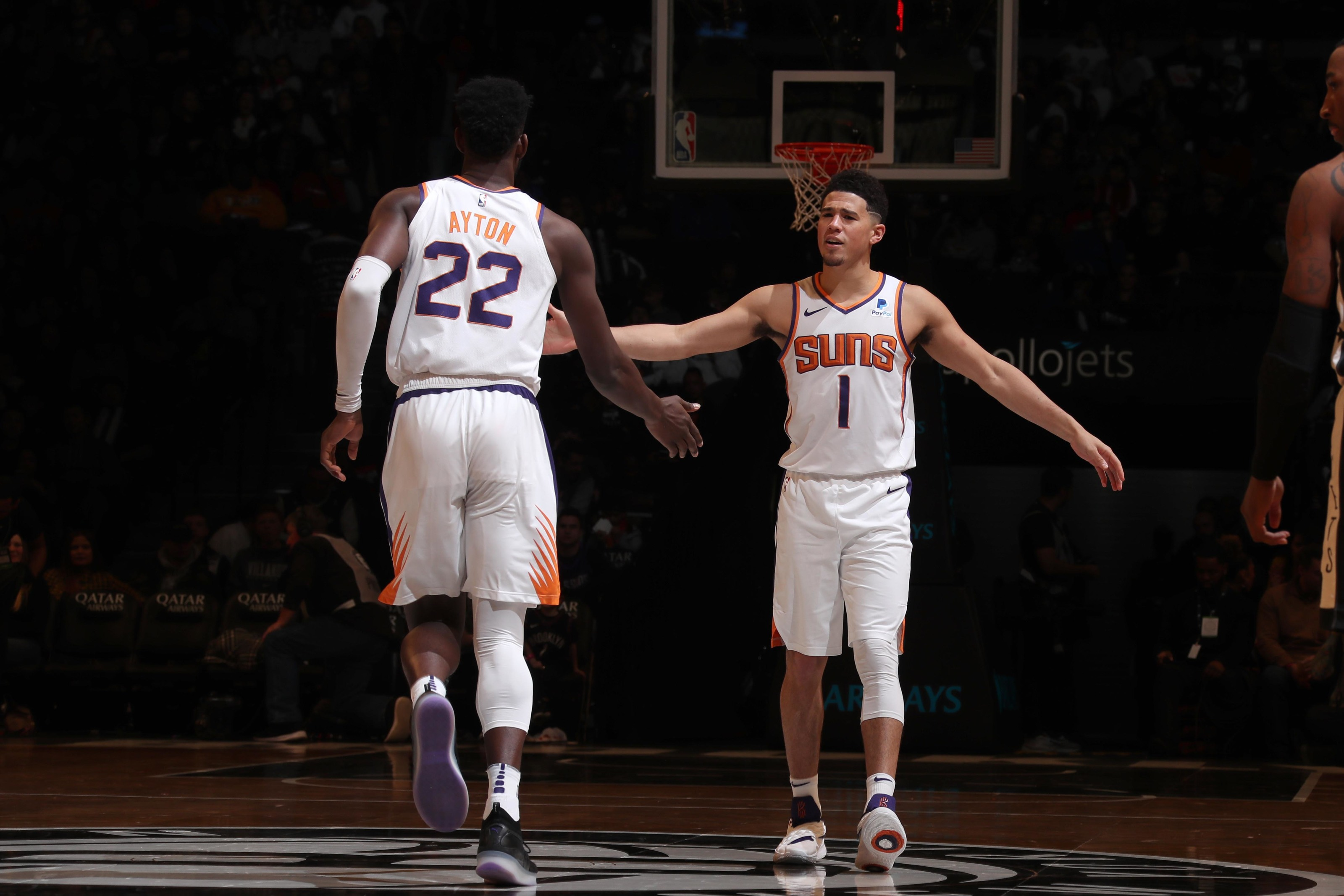 Devon Booker and Deandre Ayton need to learn more of the Mamba Mentality