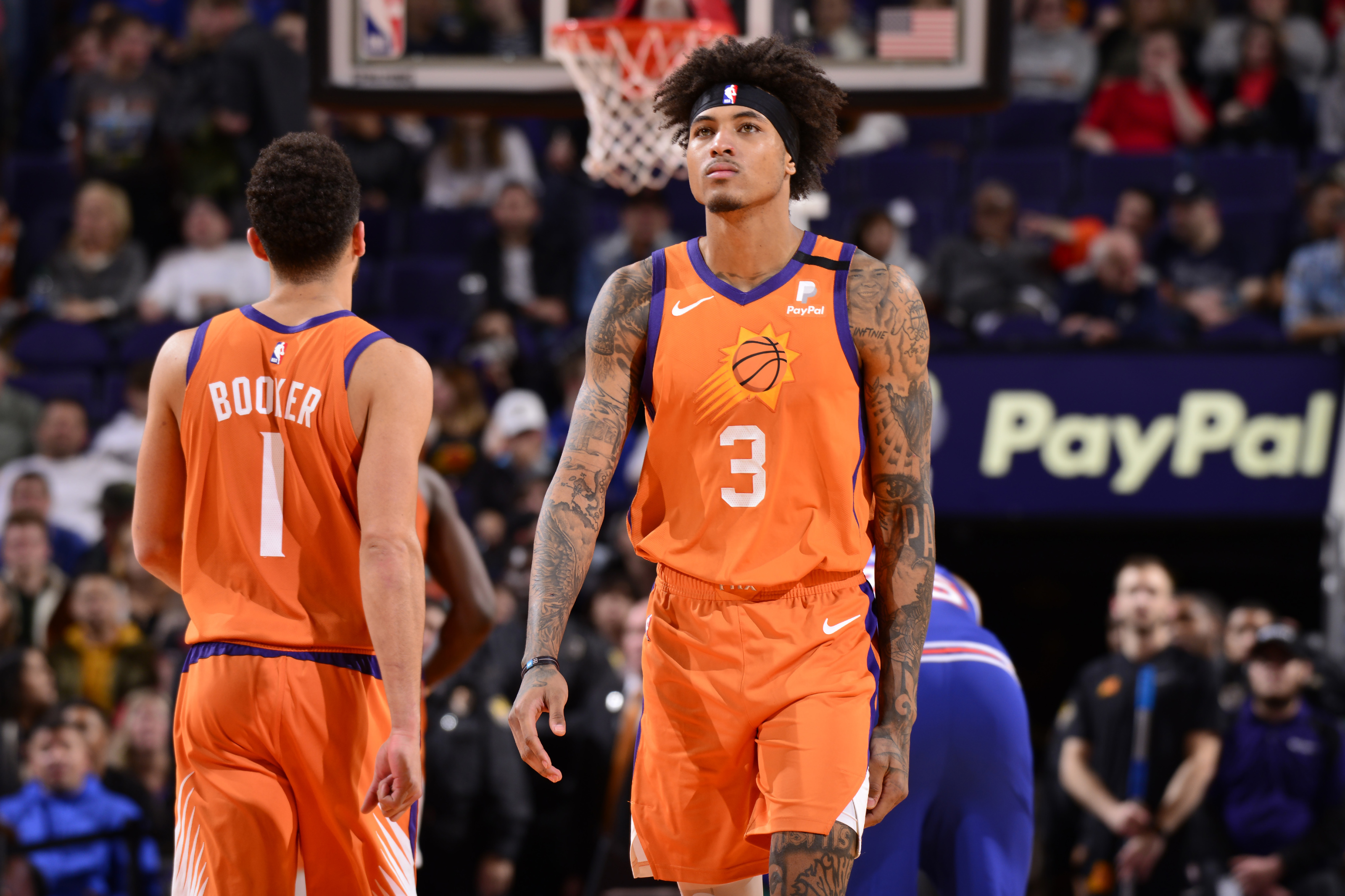 Phoenix Suns experiment with their rotation and still beat ...