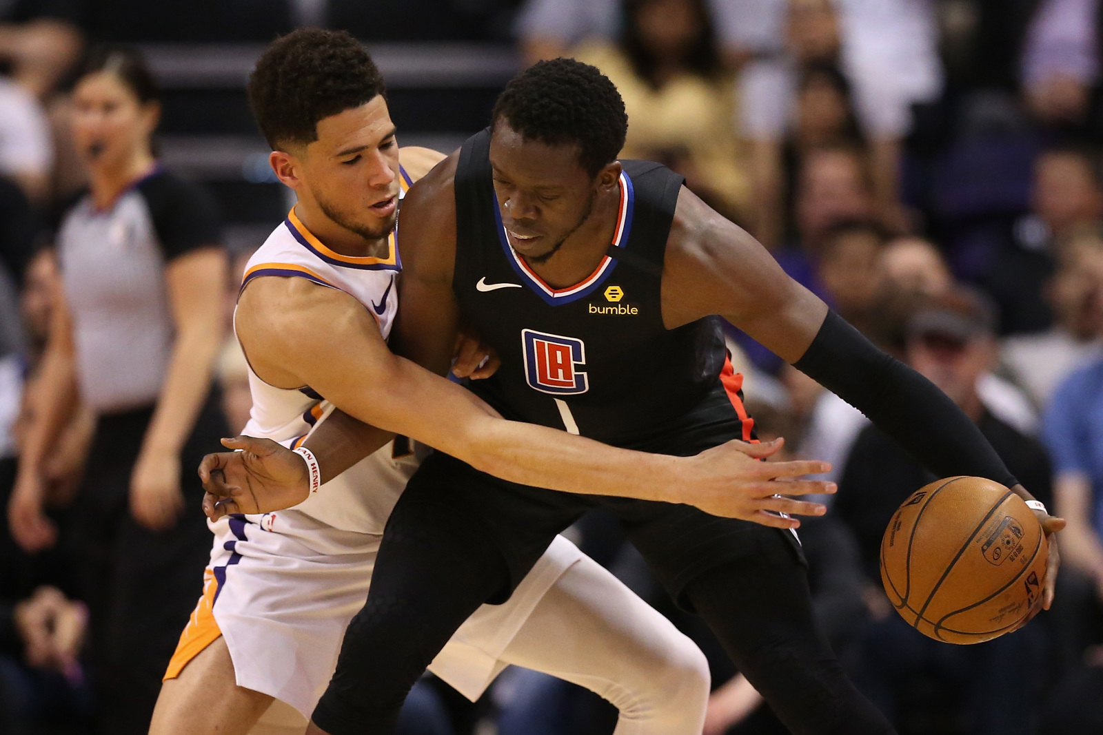 Phoenix Suns' loss to LA Clippers not so bad