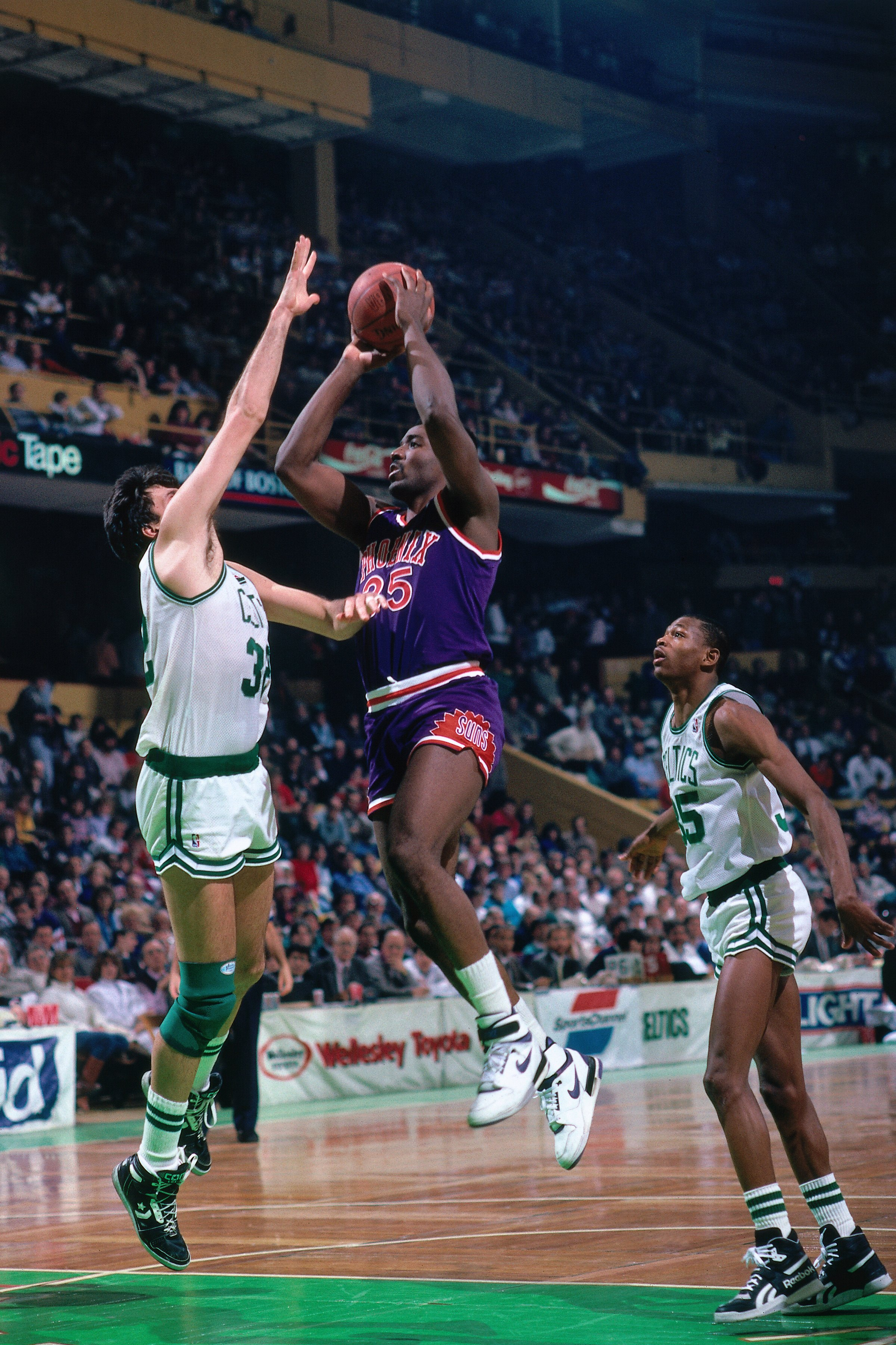 Top 5 rookies in Phoenix Suns history Valley of the Suns Page 2