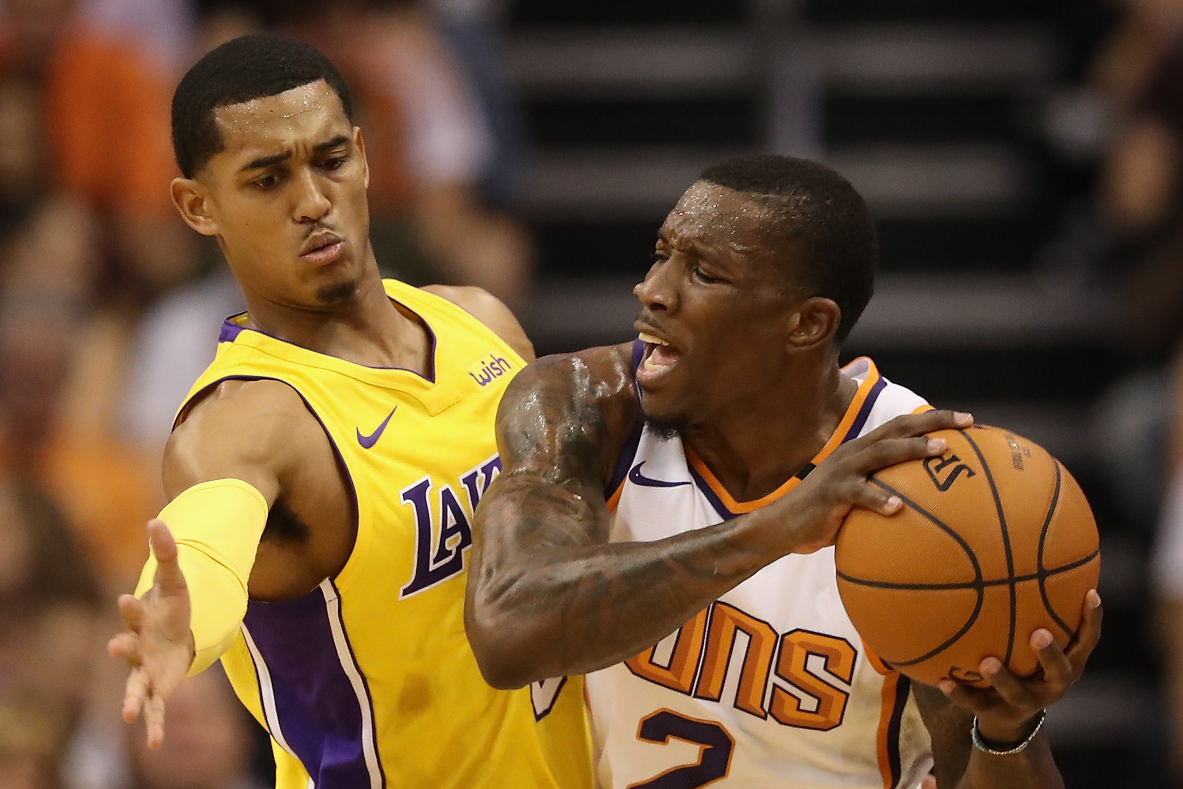 Suns Trading Eric Bledsoe To Bucks For Greg Monroe, First-Rounder