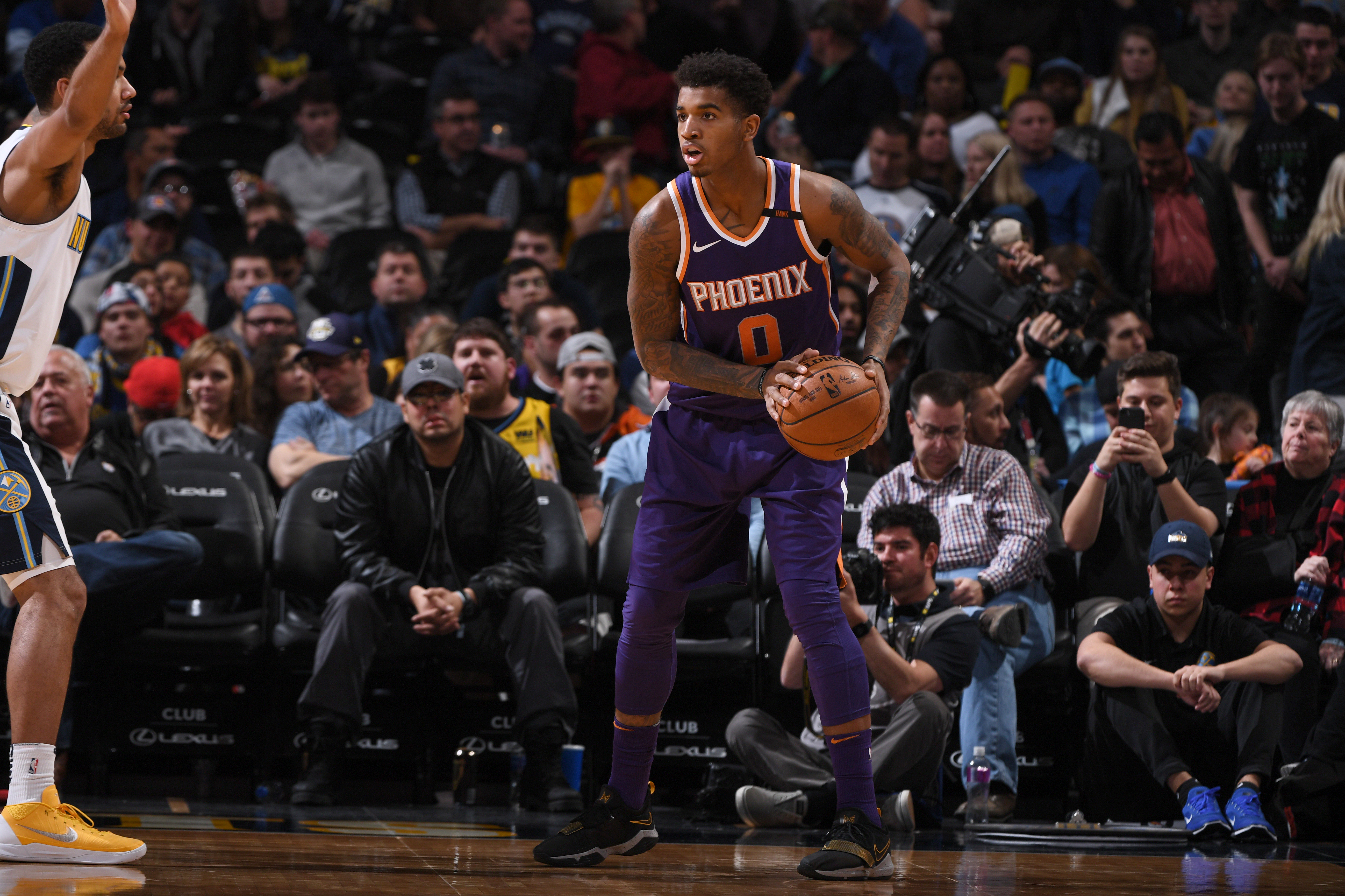 Suns' Marquese Chriss Will be Suspended for 1 Game After Argument