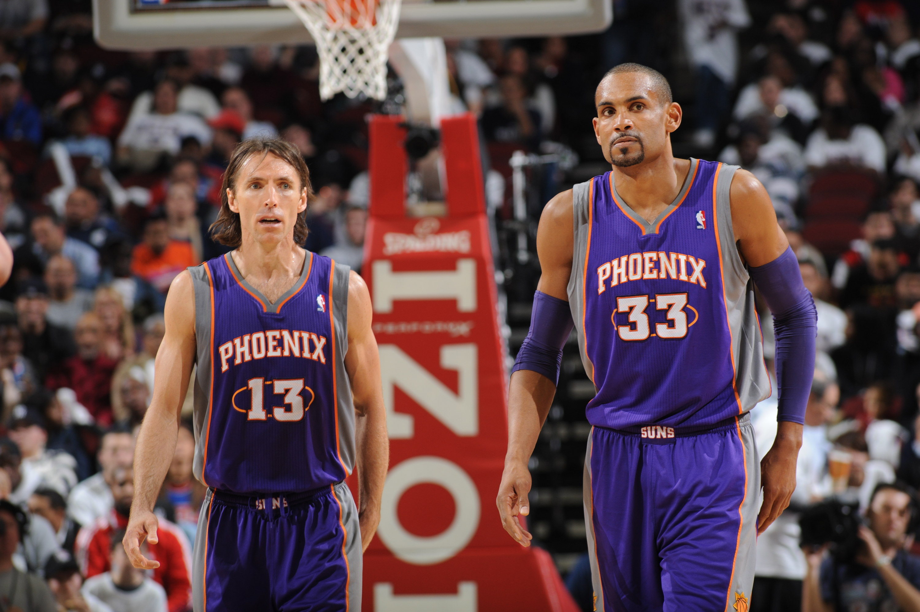 Grant Hill is in the Hall of Fame because of the Phoenix ...