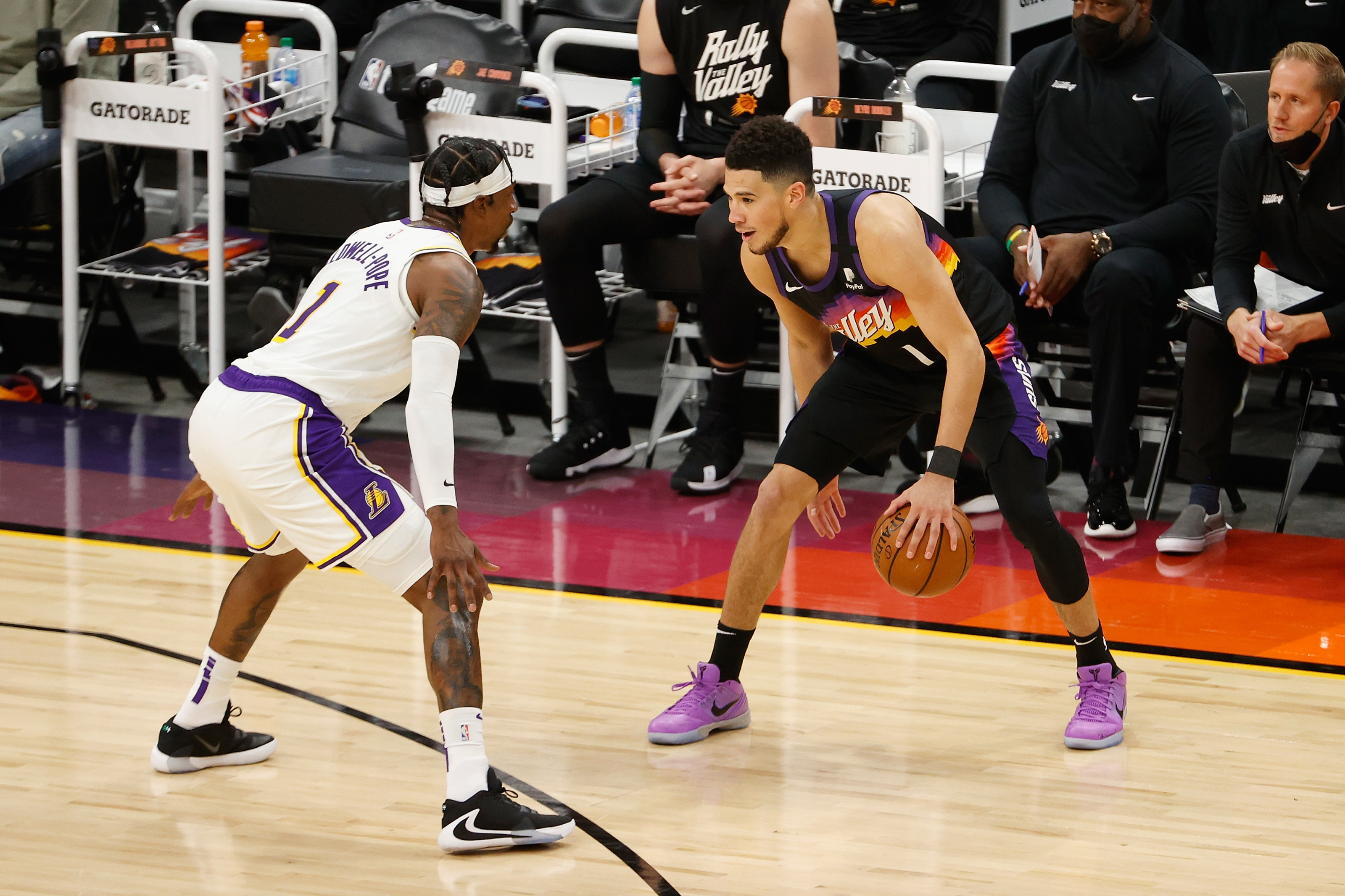 Takeaways from the Phoenix Suns' thrilling Game 1